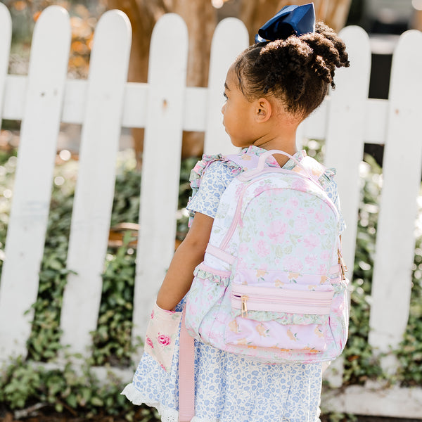 Ridley Backpack - Swifting Garden - Toddler