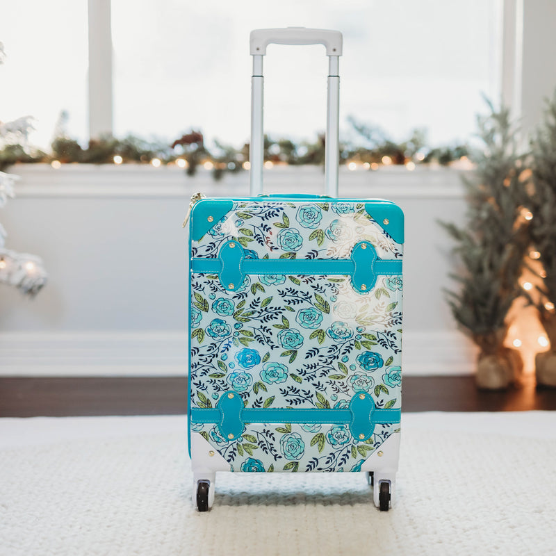 Lennon Traveling Luggage - Easy Peasy Mint