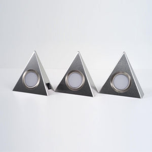 Triangle Light 4000K - Warm White LED with a modern design