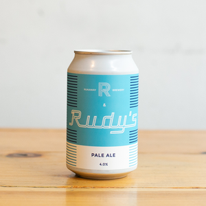 Rudy's Pale Ale - Runaway Brewery