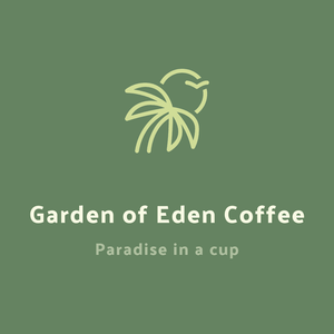 Garden of Eden Coffee, Paradise in a cup