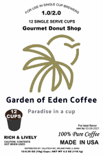 Load image into Gallery viewer, 12 Pack K Cup Gourmet Donut Shop Coffee