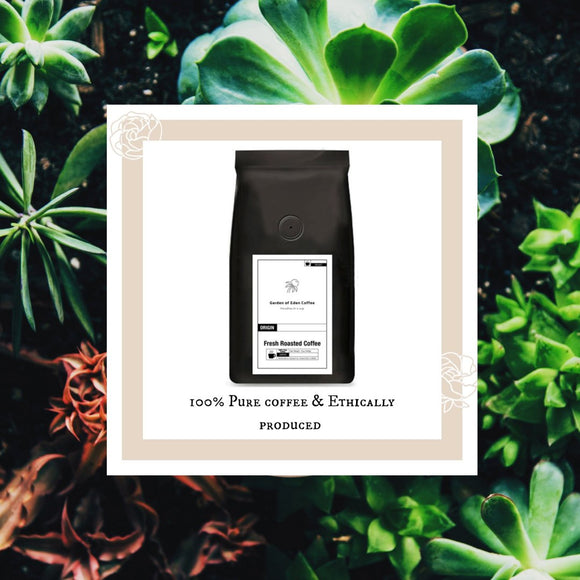 BEST SELLER! African Espresso (avail in whole bean, ground, espresso)