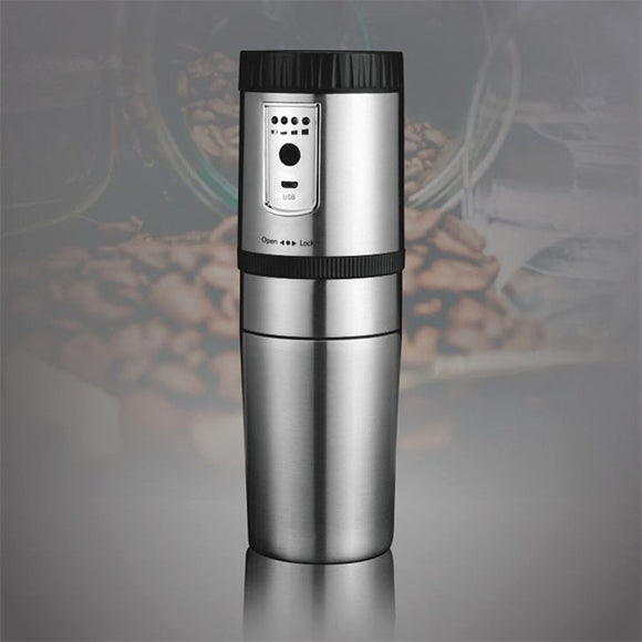 Portable Semi-Automatic Coffee Machine -Electric
