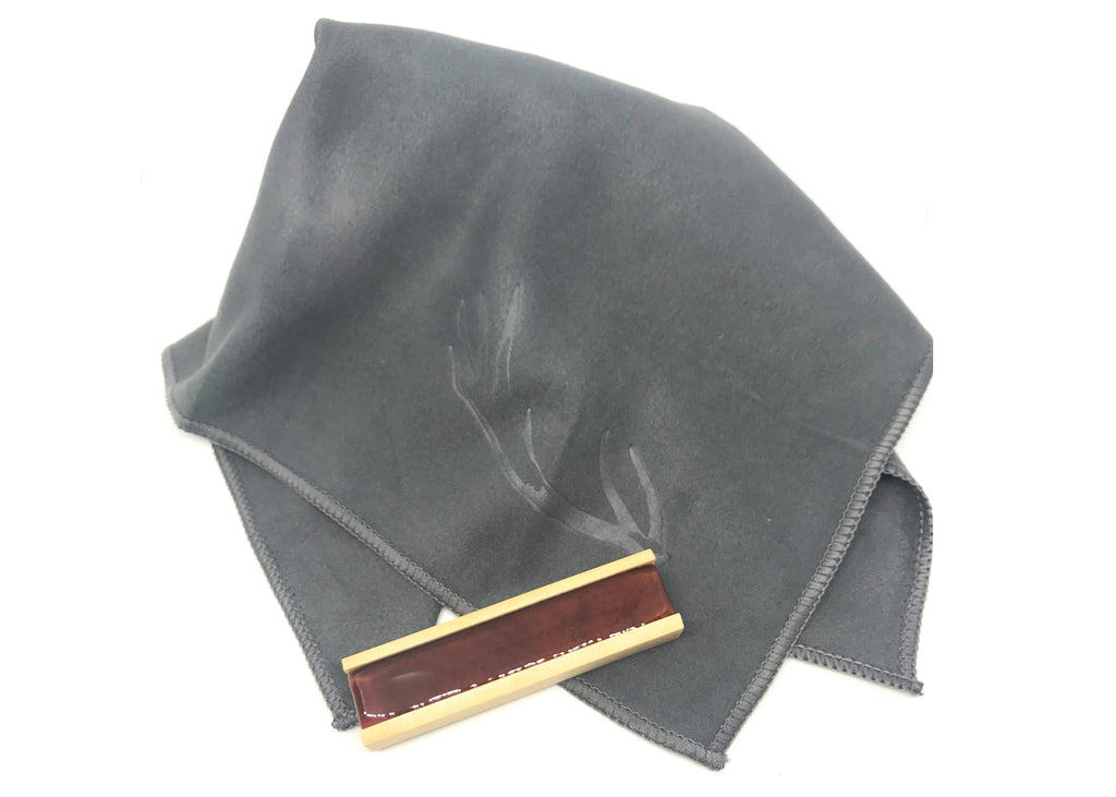 Rosin Cleaning Cloth 松脂用クリーニング クロス