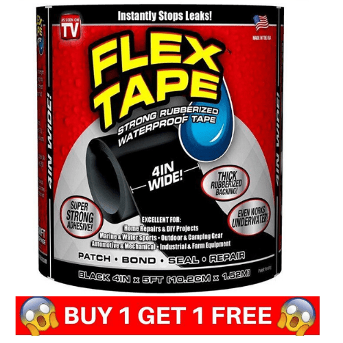 Flex Tape - Super Strong Waterproof Tape