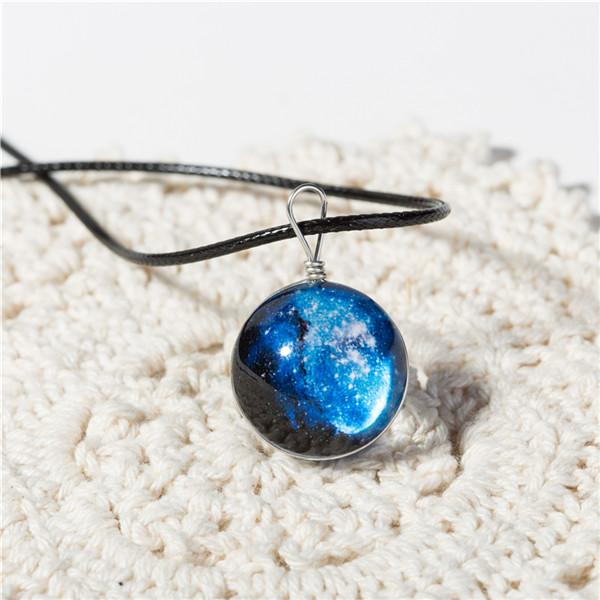 Collier Galaxy - 8 couleurs disponibles BijouxFemmes