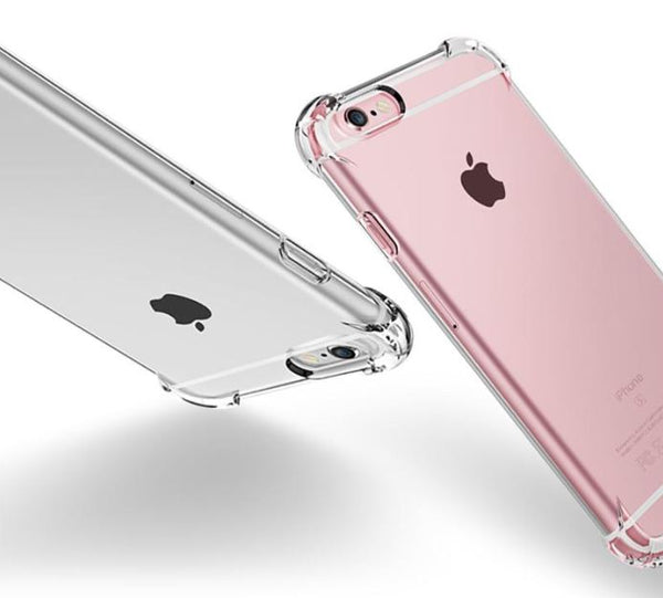 Coque iPhone en Silicone Transparent Gratuit Hide