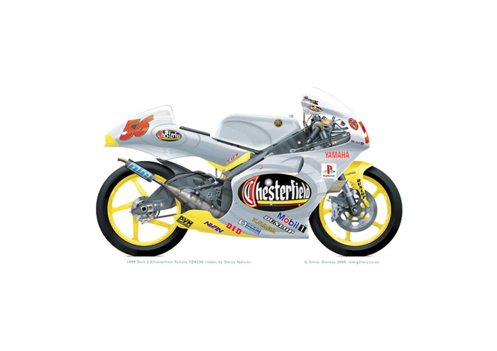 Chesterfield Yamaha YZR250 1999