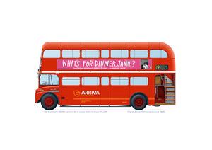 Arriva Routemaster RML 2505, Route 19, 2004.