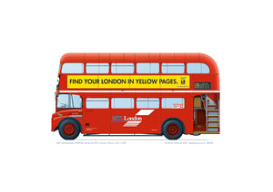 MTL London Routemaster RM2023 Route 139