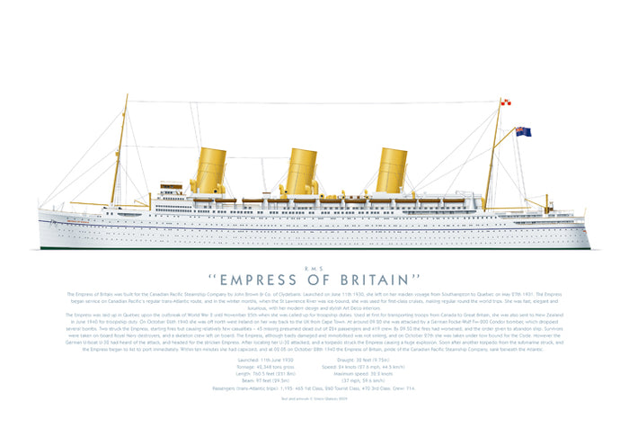 R.M.S. Empress of Britain (1930)