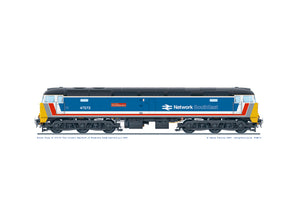 Class 47 47573 'The London Standard' Network Southeast