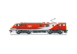 Class 91 91130 LNER 'Lord Mayor of Newcastle'