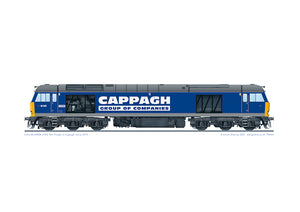 Class 60 60028 Cappagh livery