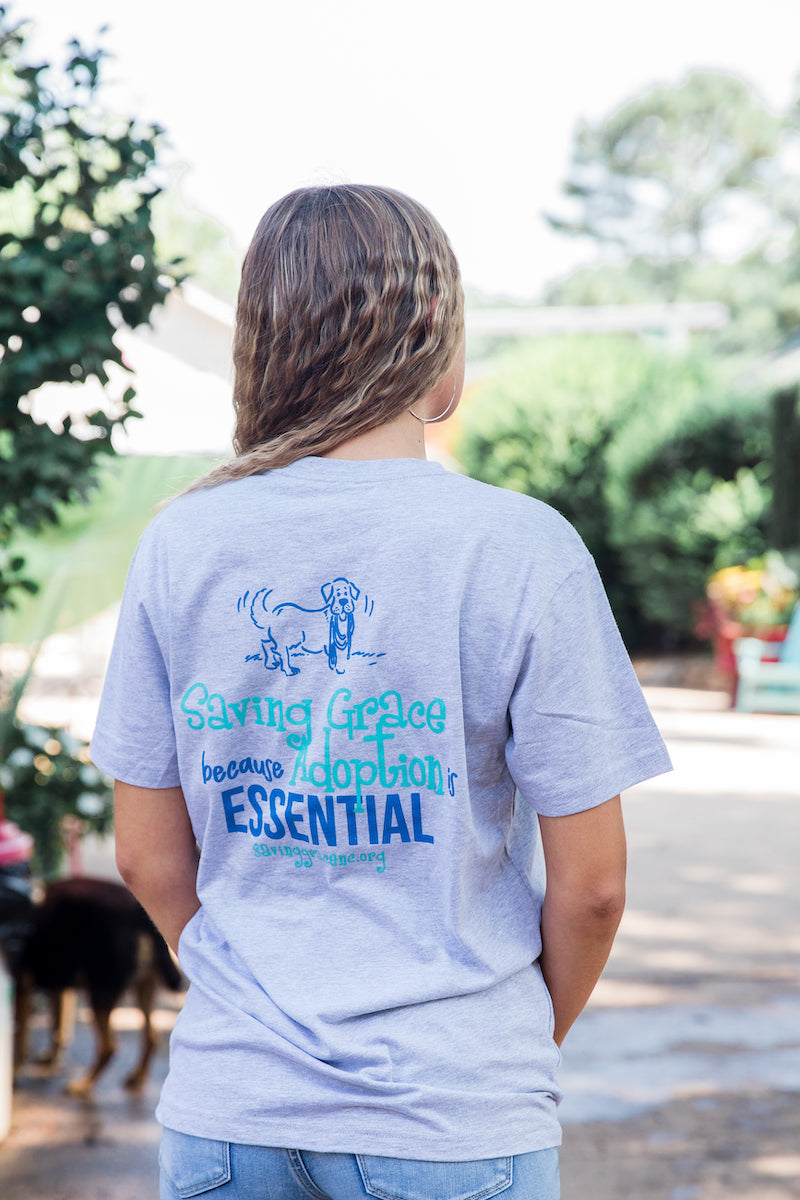 Adoption Is Essential Short-Sleeve T-Shirt