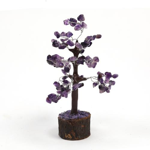 Amethyst Tree with 150 Beads - ayaanadivine.