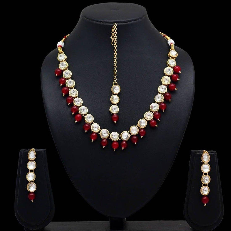Grace Necklace Set - ayaanadivine.