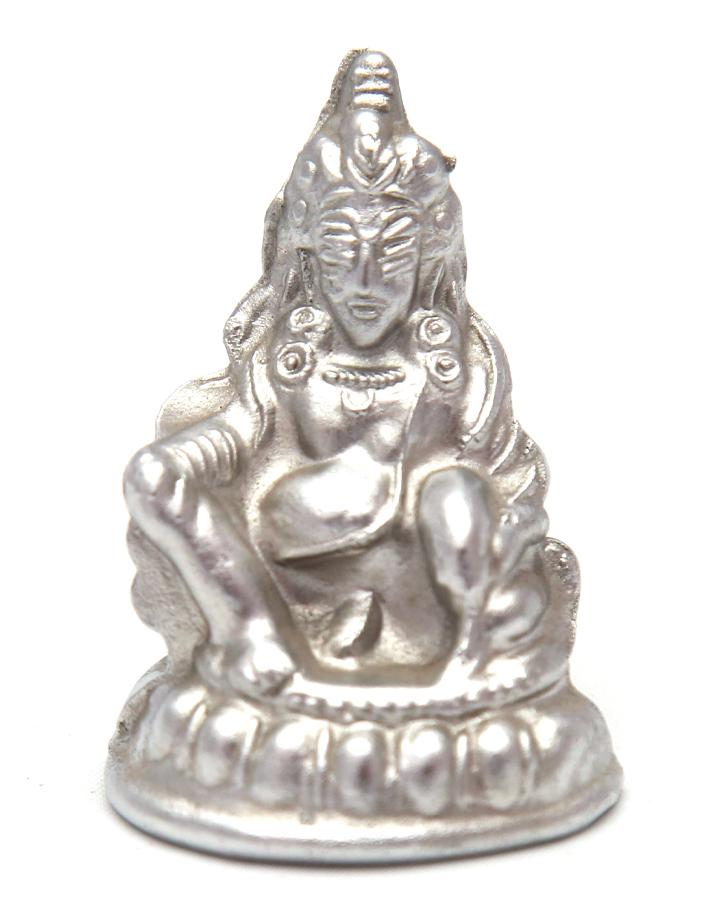 Parad Lord Kuber Ji Made in Pure Parad Mercury para - ayaanadivine.