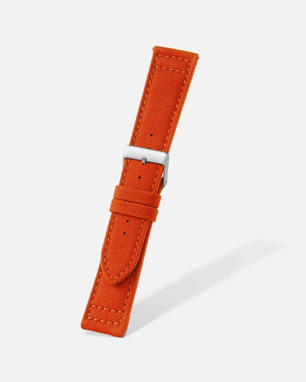 Orange Cordura Watch Band