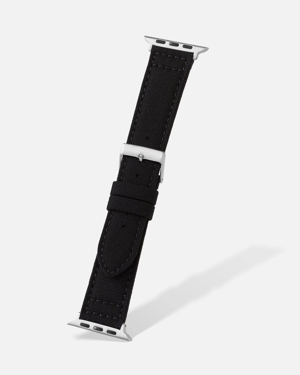 Black Cordura Apple Watch Band
