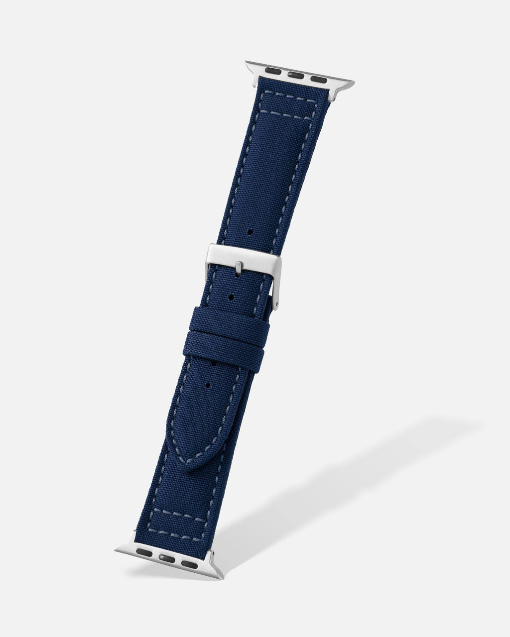 Navy Blue Cordura Apple Watch Band