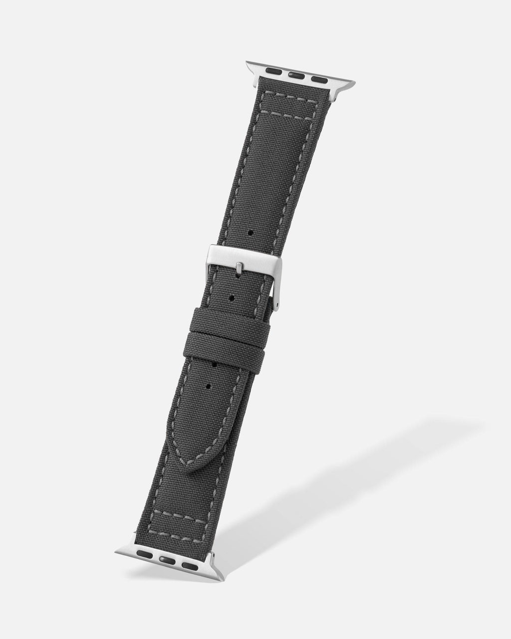 Grey Cordura Apple Watch Band