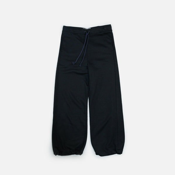メジャー裏毛 Sweatpants - Black