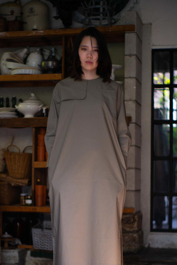 タイプライター Typewriter Pocket Dress