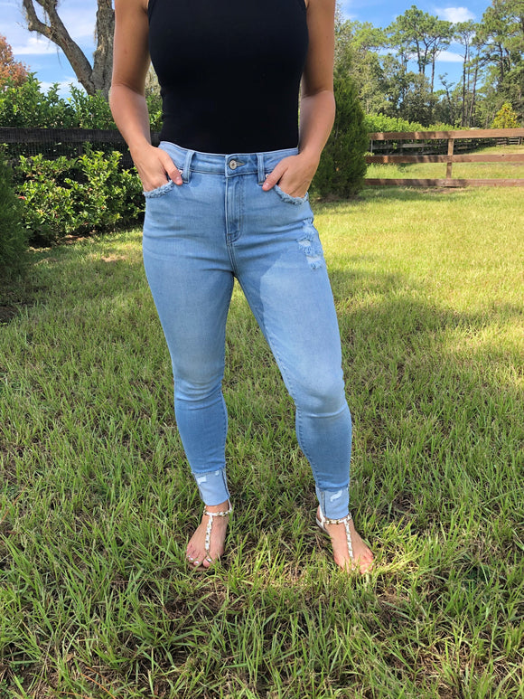 Felicity High Rise Kancan Jeans