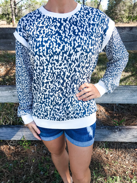 Tia Pullover Sweater