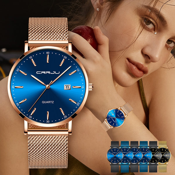 Casual women's watch