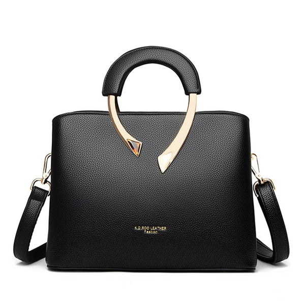 High quality leather bags for women