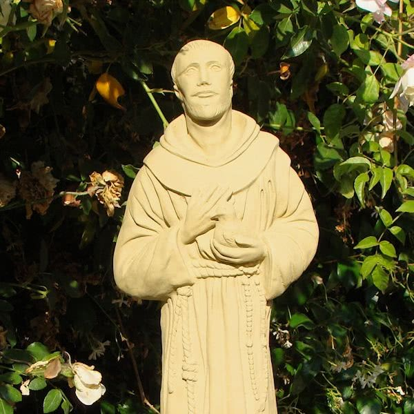 Load image into Gallery viewer, Saint Francis (Up)