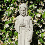 Vintage St. Francis w/ Cross