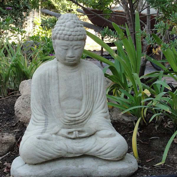 Load image into Gallery viewer, Vintage Meditating Buddha (Large)