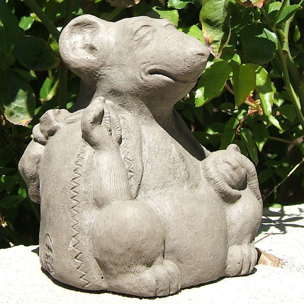 Load image into Gallery viewer, Meditating Rat