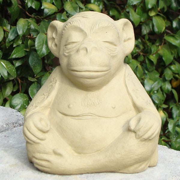 Load image into Gallery viewer, Meditating Monkey