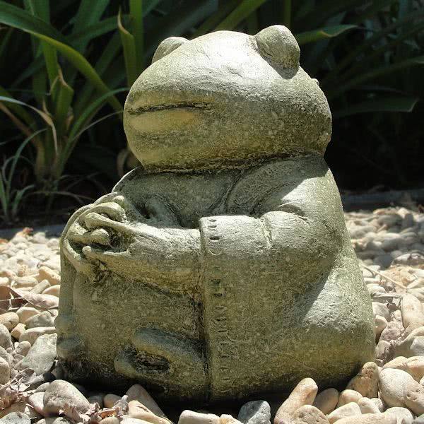 Load image into Gallery viewer, Meditating Frog