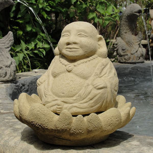 Load image into Gallery viewer, Meditating Hotei