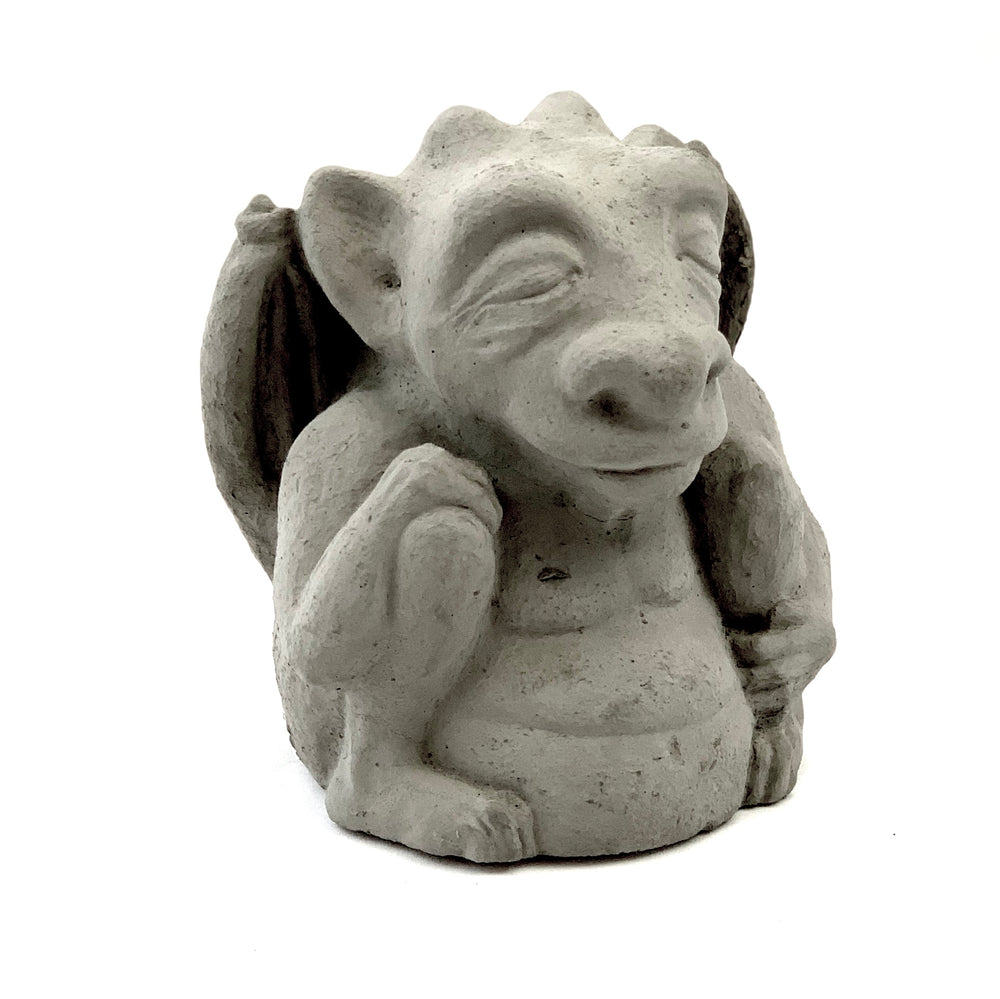 Load image into Gallery viewer, Meditating Gargoyle