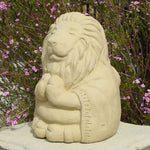Meditating Lion (Large)