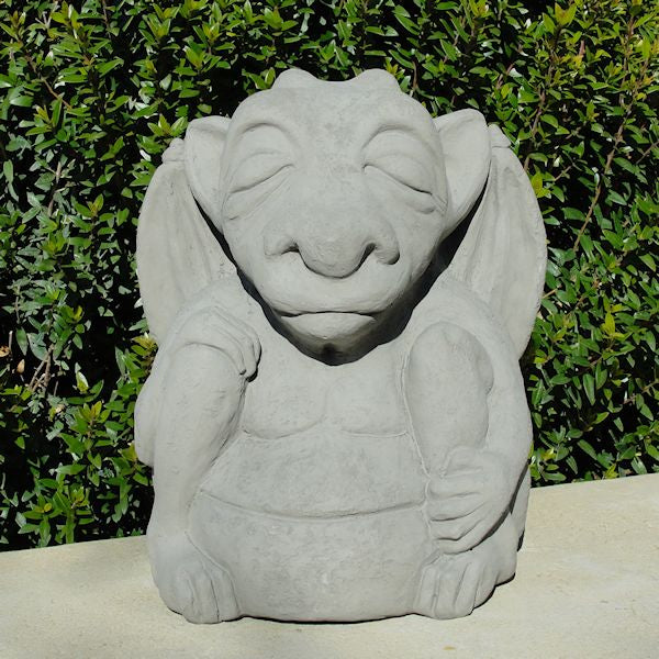 Meditating Gargoyle (Large)