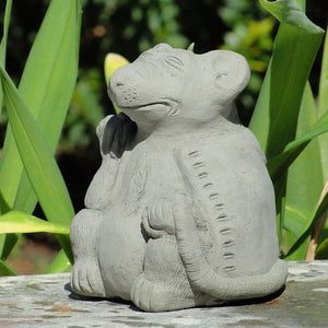 Meditating Rat (Small)