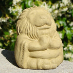 Meditating Lion (Small)