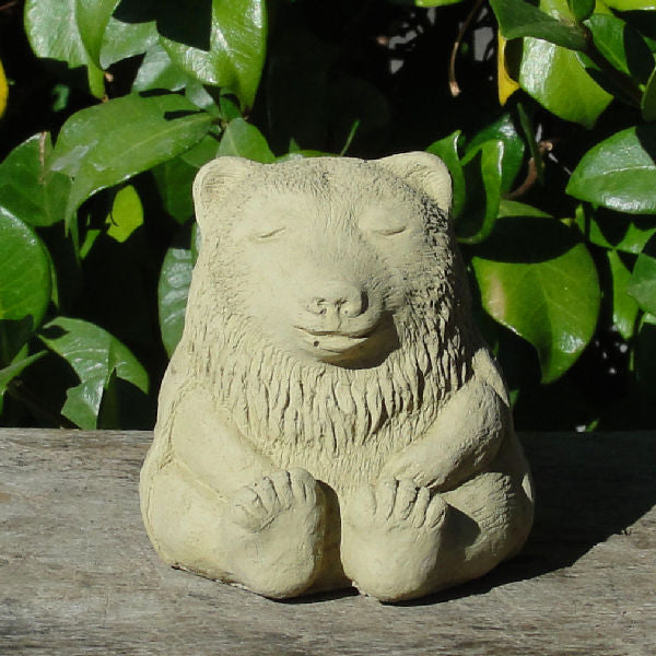 Meditating Bear (Small)