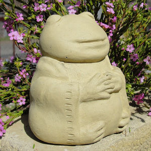 Load image into Gallery viewer, Meditating Frog (Small)