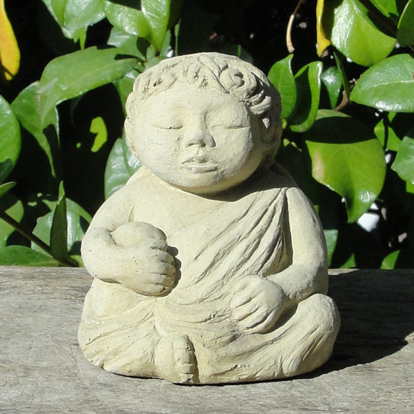 Meditating Cherub (Small)