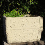 Square Fretted Urn