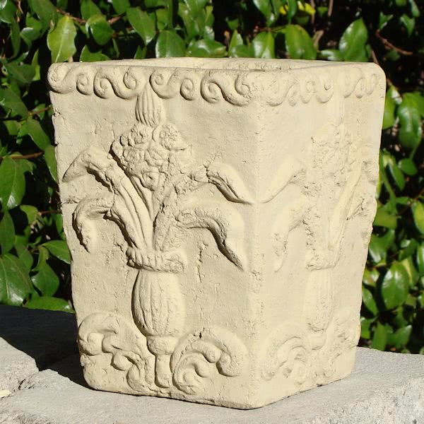 Square Regalia Pot